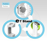 Wholesale 2015 New arrival for Apple Watch Charger Stand Holder Fashion Docking Station for iwatch mm mm with retail box