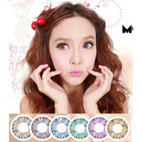 Wholesale 2015 new clover tone colors color contact lenses Contact colors high quality DHL Free fast