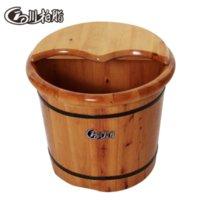 barrel lid - Foot Care Tools Feet barrels foot basins cedar wood footbath buckets foot wooden massage with lid cover
