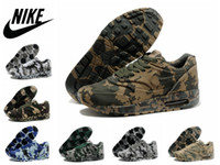camo fabric - NIKE AIR MAXIM France SP running shoes men camouflage airmax sports shoes discount Air max camo athletic shoes size