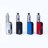 Cheap Innokin 70W Cool fire IV Plus 3300mah Rechargeable Box Mod With isub G Apex Tank Starter Kit Black Red Color Vapethink