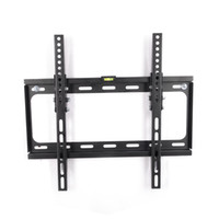 plasma tv - FLEXIMOUNTS LCD LED Plasma Flat Tilt TV Wall Mount Bracket Low Profile Fit for TV Size w Bubble Level T012