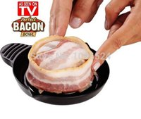 Wholesale sets set Perfect Bacon Bowl easy way to make delicious kitchen tool rb44 ldx
