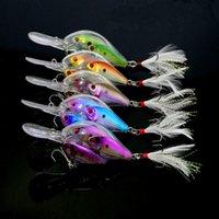 Cheap Luxury New Live Target Yearling Fishing Lure High Quality Fishing Lures Bait Ball Crankbait Bass Hooks 17.1g 9.7cm Fishing Bait