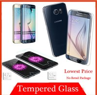Wholesale 9H Premium Tempered Glass Screen Protector Film Guard For iPhone Plus S Plus SE S MOTO G3 HTC M9 Plus SONY Z5