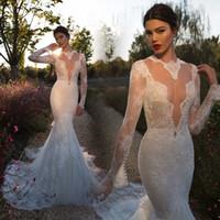 Cheap high neck wedding dresses Best vestido de noiva