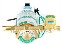 Wholesale Household automatic gas water heater solar water pumps water pressure booster pump mute W