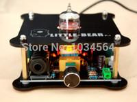 audio match - Home Audio Video Equipments Amplifiers Little bear match N11 AU7 Hifi Pre AM Tube valve Headphone Amplifier DIY