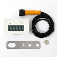 Wholesale P11 A Digital Electronic Counter Punch Magnetic Induction Proximity Switch Reciprocating Rotary Counter