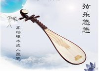 Wholesale Pipa Chinese Lute Guitar Musical Instrument Pipa Chinese Lute Guitar Musical Instrument
