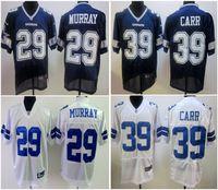 cowboys jerseys - Men Cowboys Discount American Football Jerseys DeMarco MurrayDeMa Brandon Carr White blue Elite Cheap embroidery logo Mix Order