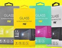 El protector paquete sreen para Samsung, iphone, huawei ect.-todo tipo de ellos, la caja del paquete