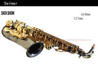 Wholesale Copy Henri selmer alto saxophone instruments Reference bronze