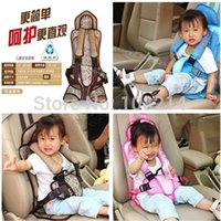 children car booster seat - Promation Hot Sale Booster Car Seat Child Car Seats with Soft Sandwich Material for Kids Colors for Option Fast Delivery