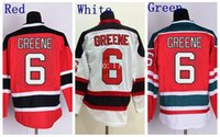 andy cotton - 2016 New Mens NJ Andy Greene Jersey New Jersey Devils Hockey Jerseys Cheap Authentic Home Red Road White Andy Greene Stitched Jers