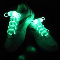 Cheap LED Flashing shoe laces Best Shoelace Luminous