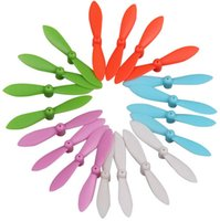 Wholesale sets cheerson cx cx10 blade spare parts propeller main blades cx RC quadcopter helicopter