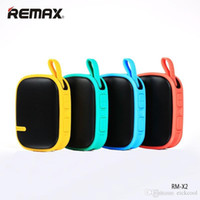best sound dock - Best REMAX RM X2 usb dock Bluetooth blueto buyoth Speaker Portable Audio Player Support TF Card FM High Sound Quality pills home pulse led