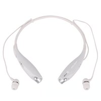 Cheap Newest HB-800 Wireless Stereo Bluetooth Headphone Headset Neckband Style Earphone for iPhone HTC Sony Samsung phones Retail Package