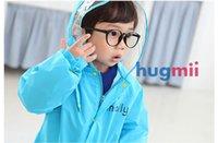 Wholesale 2016 Cute Smally Children Raincoat Kids rain coat cape poncho baby kid raincoat waterproof coats ZJ1380