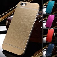 galaxy note 2 - Samptuous metal Aluminum brushed cases covers for iphone S s Samsung Galaxy S6 Note