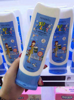 Wholesale Sun Block Sunscreen Lotion Protein Nourishing Body Sunscreen Emulsion for your body SPF30 PA sunblock ml M5008