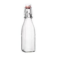 Wholesale 250ml Clip Top jucie bottles oz swing top beer bottles pieces glass bottles for oils