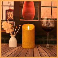 battery operated candles remote - warm home candle Flameless flicking led candle wax candle cheap candles party rechargeable candle remote control candle battery operated mo