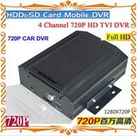 Wholesale HD Security CH P HI3521 CVI DVR for vehicle security