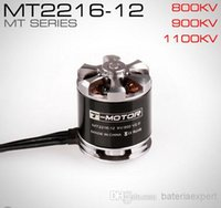 Wholesale Aircraft Modle Airplane Tiger Motor MT2216 KV800 High Efficiency Multi rotor Copter Brushless Motors