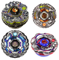 beyblade metal series - 4pcs New arrival Beyblade metal alloy spinning top with Emtter BBG series available boys children educational toy gift