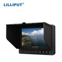Wholesale Lilliput Inch S Field Monitor G SDI HDMI IN OUT Peaking Exposure Histogram High Resolution