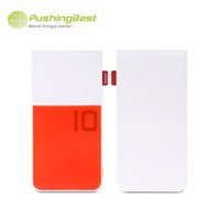 Wholesale Portable power bank mAh Colorful PowerBank mAh Polymer Battery Compatible with all Smartphone Tablet