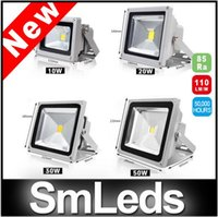Wholesale Led Flood Light W W W W Warm white Cool white Landscape Floodlight Outdoor Lights V