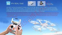 android rc helicopter camera - Rc helicopter MJX drone with Camera C4005 FPV RC Quadcopter I Phone Android Wifi Real Time CF Mode Auto Retun