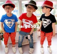 Cheap Hot Sale Children Kids Clothing Tees,Cool Superman Baby Boys T Shirts For Summer,Children Outwear Baby T-shirt