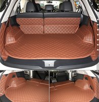best quality luggage - Best quality Special car trunk mats for Nissan Murano wear resisting waterproof leather luggage mats for Murano