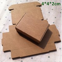 Gift & Craft bakery boxes - Small cm Kraft Paper Box Gift Box for Jewelry Pearl Candy Handmade Soap Baking Box Bakery Cake Cookies Chocolate Package Packing Box