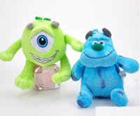 accessory company - 2 monsters company university accused big eyes Sullivan wang one eyed monster plush velvet doll accessories
