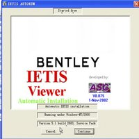 bentley software - Repair Workshop Service Manual EPC ASSIST IETIS for Bentley