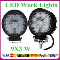led lights 12v car - AUTO W LED WORK LIGHT FLOOD LAMP BAR ATV SUV OFFROAD CAR BOAT JEEP TRUCK V V
