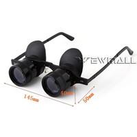 Wholesale Telescope x34 Glasses Style Optical Eyeglasses Telescope Fishing Binoculars Night Vision