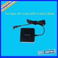 asus zenbook adapter - Genuine original V A W For ASUS ZenBook UX32VD UX32A UX42 UX52 AC Power Adapter charger mm mm