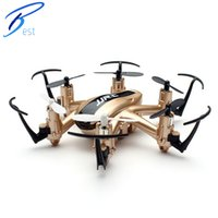 Wholesale JJRC H20 Mini Drone G Axis Gyro CH RC helicopter Hexacopter Headless Mode RTF Quadcopter Fashion Remote Control toys dron