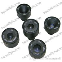 Wholesale 5pcs New mm CCTV lens F1 M12 Mount for security camera A5