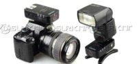 al por mayor yongnuo gatillo 622c-Yongnuo YN622 YN-622 YN-622C TTL Flash Trigger Flash para Canon con 2 receptores yn-622 Yn-622 baratos
