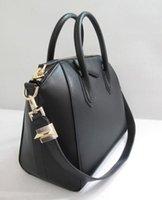 Wholesale Top Grade Antiigona Handbag Lady Fashion Designer Bag in Calf Leather Solid Color