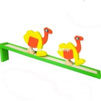 automatic running boards - Wooden Automatic Running Ostrich Slippery Slide Walker Toys Baby Board Kids Toy Education and Early Development Gift