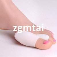 Wholesale Details about Soft Gel Toe Separators Stretchers Straighteners Alignment Bunion Pain Relief G9 E702