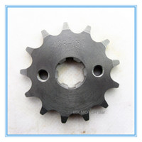 Wholesale 428 teeth mm Axle engine front sprocket Pignon Quenching Harden Quality Factory Directly
